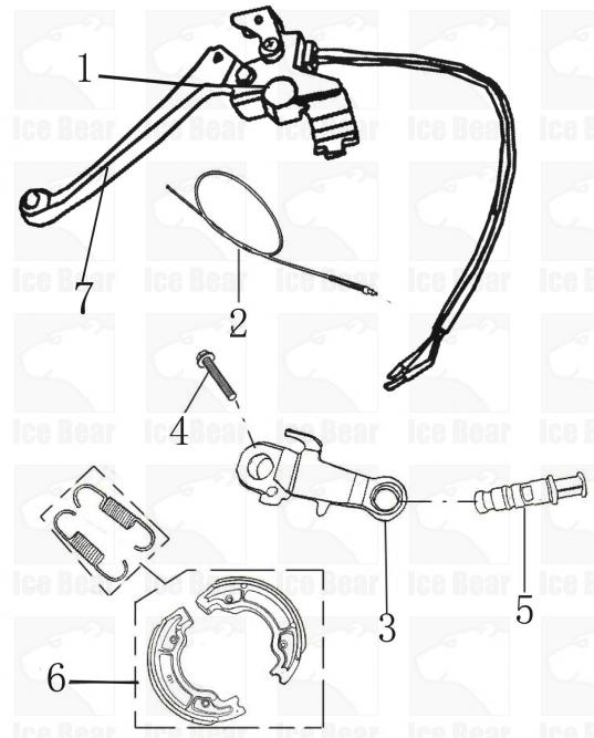 Wiring Diagram For 49cc Chinese Mini Chopper