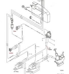mercruiser trim sender wiring diagram [ 739 x 1066 Pixel ]