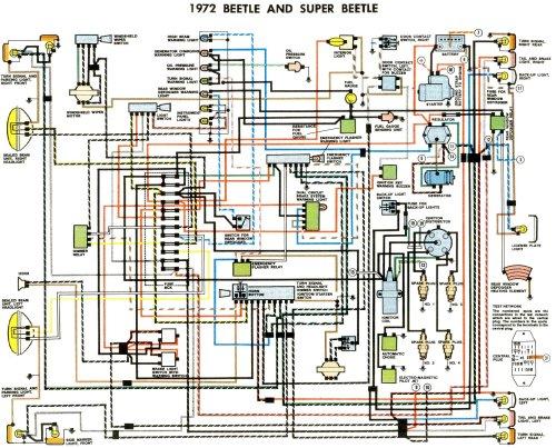 small resolution of 1977 vw bu wiring diagram