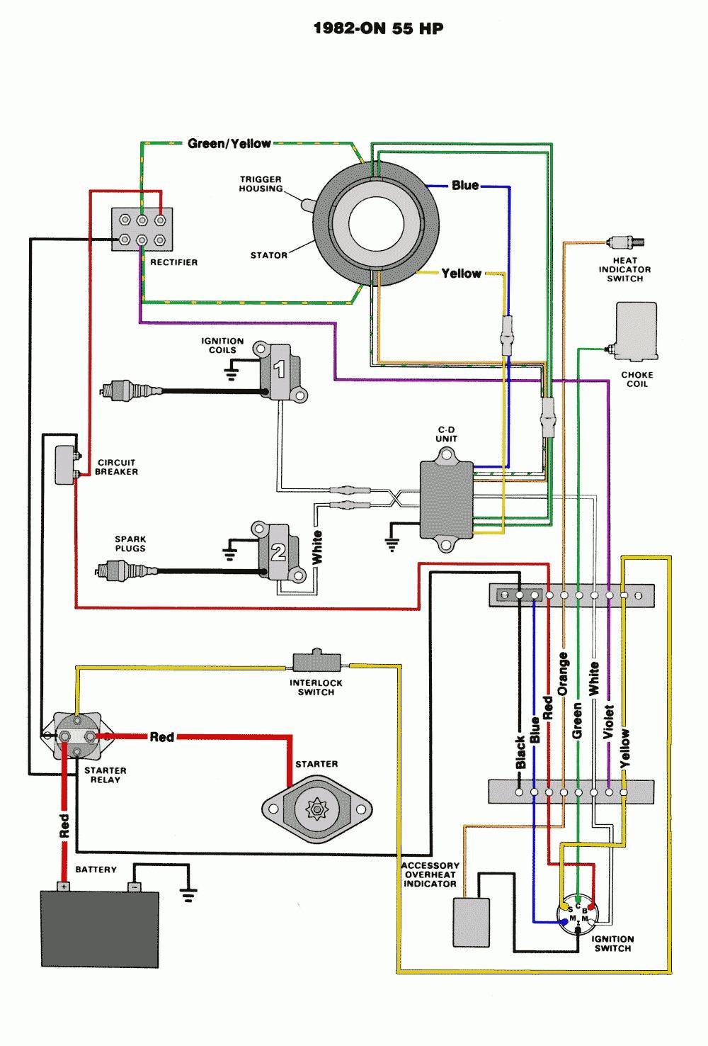 hight resolution of mercury 40 hp wiring