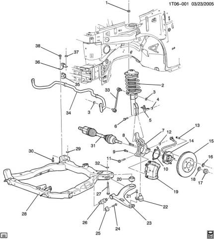 Wiring Diagram For Chevy 2008 Hhr Lt 2.4
