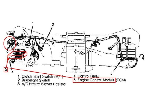 small resolution of geo metro wiring and fuse diagram