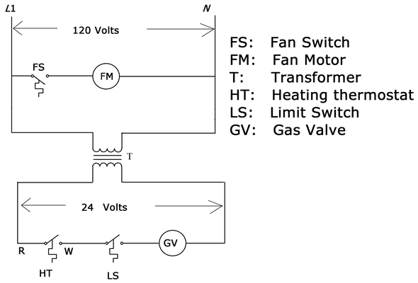 Wiring Diagram For Ecm