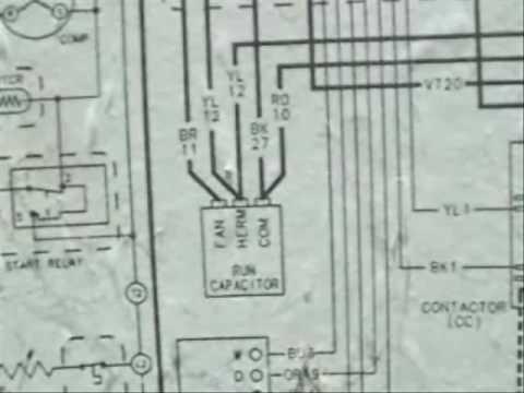 Wiring Diagram For Fedders A/c Condenser Fan Motor