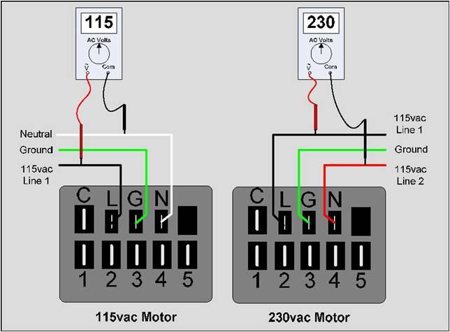 ge condenser fan motor wiring diagram