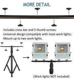 wiring diagram for led flood light [ 1000 x 1000 Pixel ]