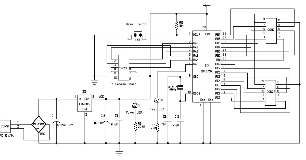 Wiring Diagram For Mars 10588