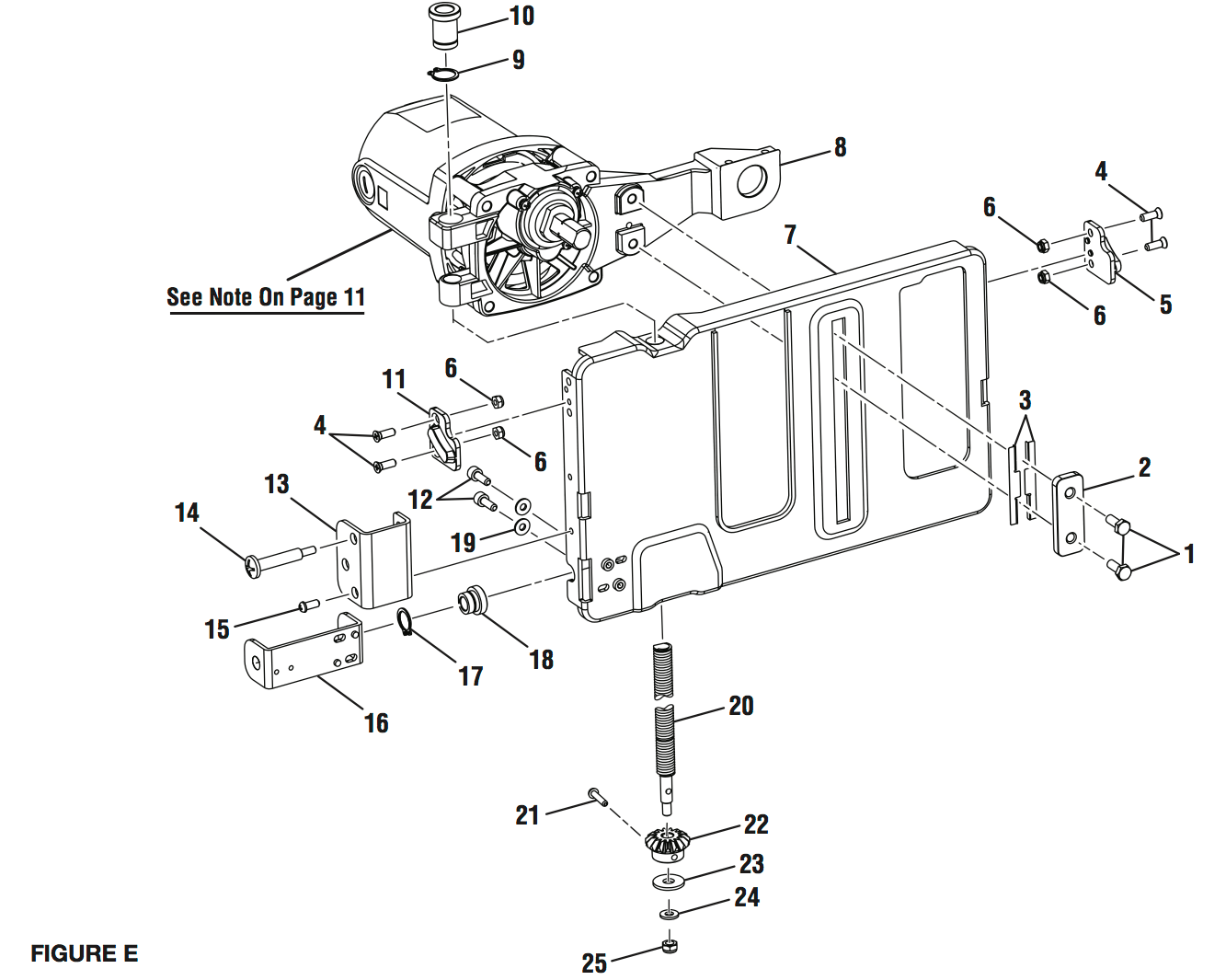 Wiring Diagram For Table Saw
