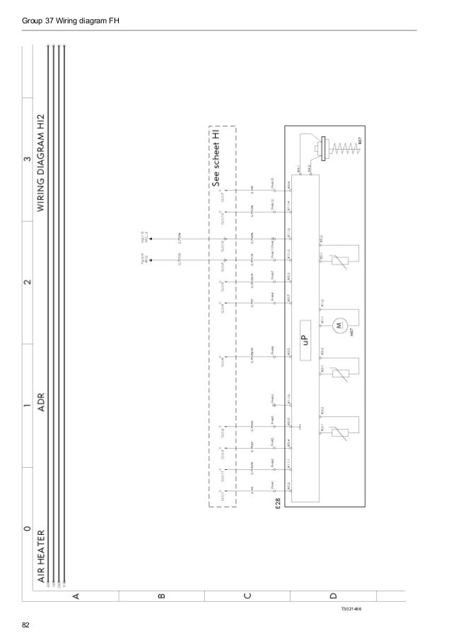 Wiring Diagram For Starter 83 Volvo Penta Aq125a Starter