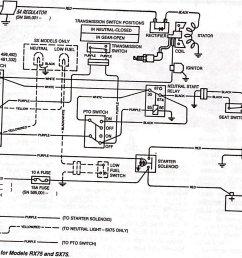 cub cadet 125 wiring diagram [ 1175 x 900 Pixel ]