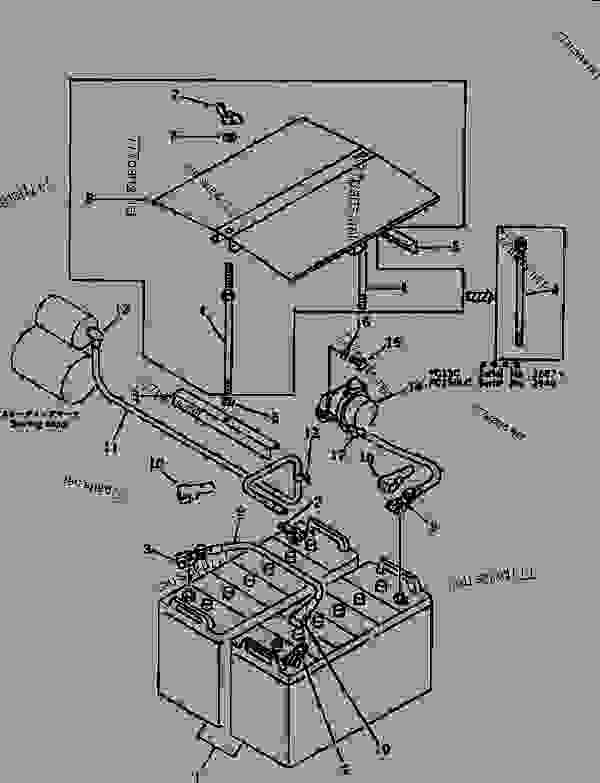 Wiring Diagram For Trackhoe 150 Kamotsa