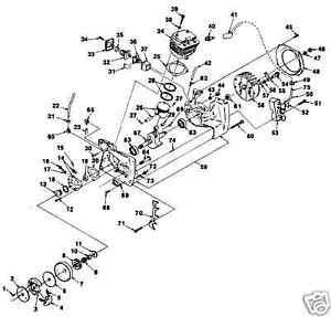 Wiring Diagram Homelite 330 Model 10608
