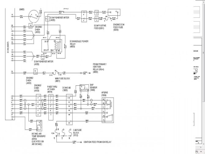2006 international truck wiring diagram  wiring diagram