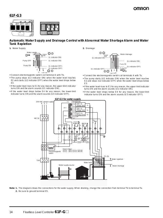 Omron Wiring Diagram | spacedesignagency.co on