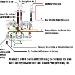 T Max 9000 Winch Wiring Diagram Kenmore Gas Dryer Parts Warn Schematic Wire 5 Winch9000 Badland Solenoid