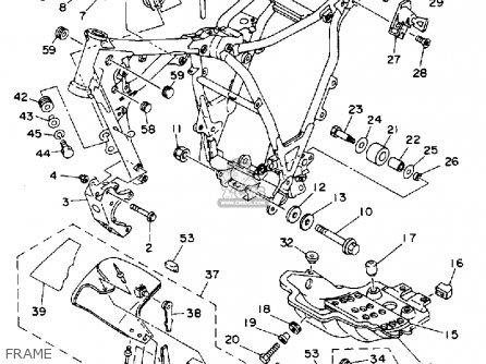 Xt225 Carburetor Diagram