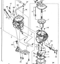 wiring diagram for yamaha 350 warrior [ 903 x 1211 Pixel ]