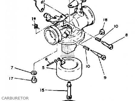 Yamaha G1 Gas Golf Cart Wiring Diagram