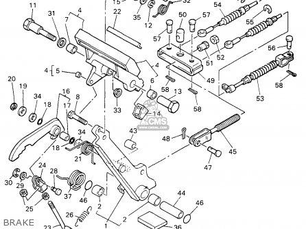 Yamaha G14 Wiring Diagram