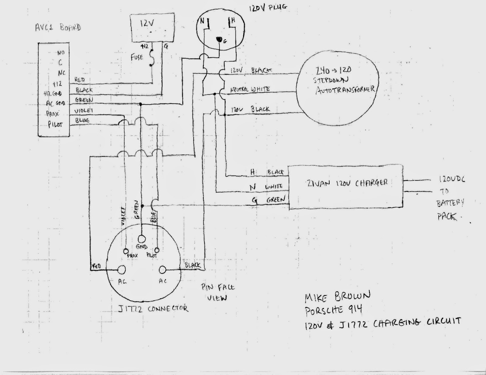 Diagram 12 Volt Conversion Wiring Diagram For Ferguson