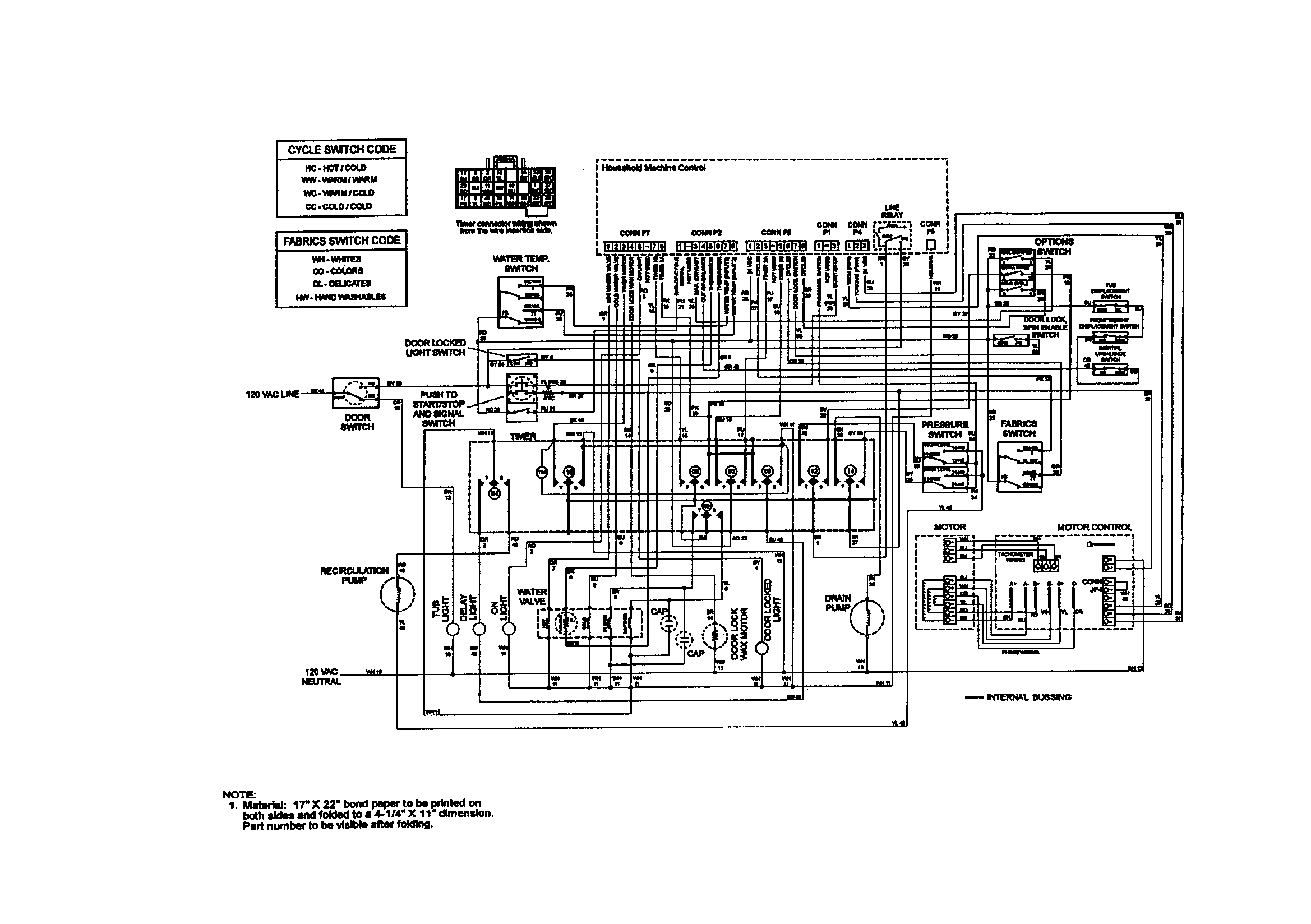 York Model H2rd036s06b Wiring Diagram