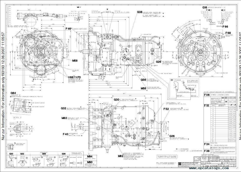 Zf Ecomat Wiring Diagram