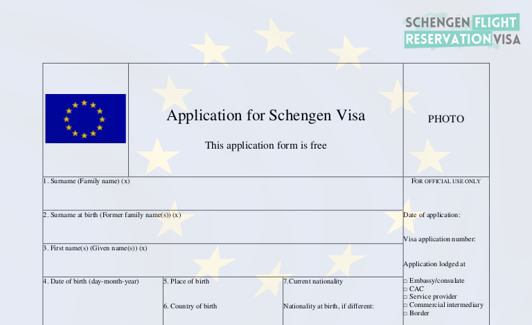 Schengen Visa Requirements & How To Apply Schengen Visa
