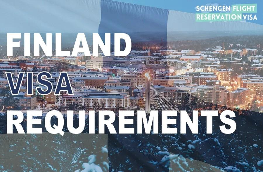 Finland Visa Requirements