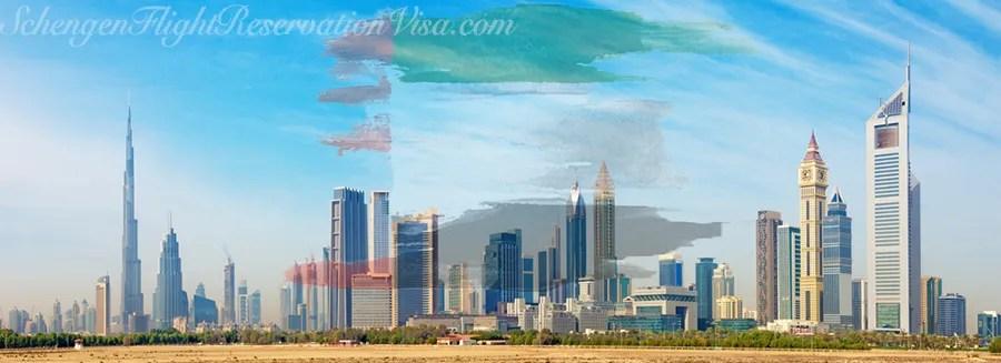 Schengen Visa for UAE Passport Holders & Citizens