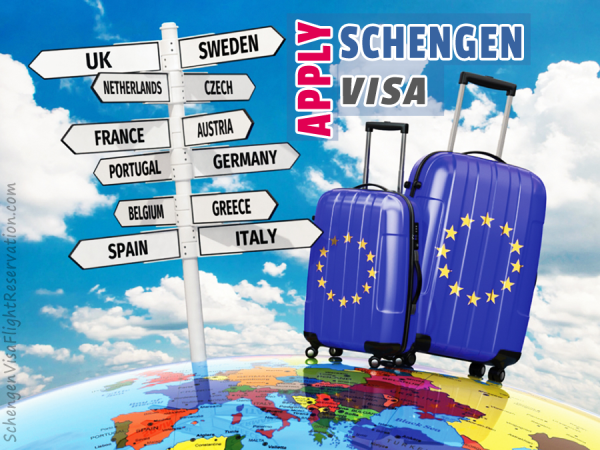 How To Apply For Schengen Visa Guide