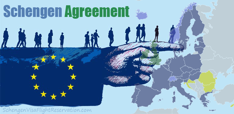 Schengen Visa Application Agreement