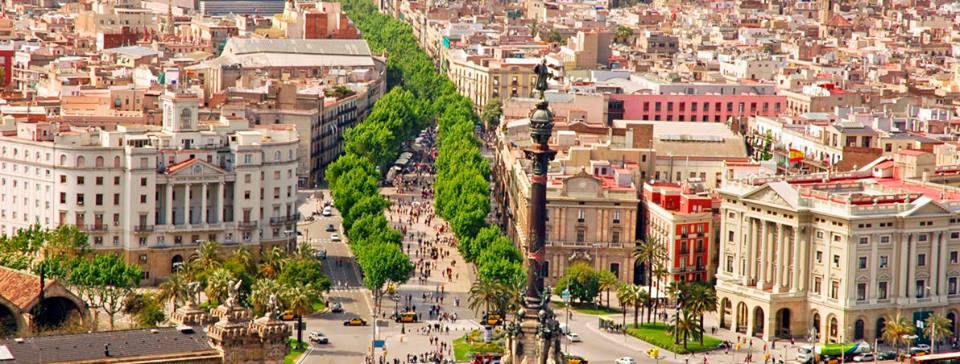 Top 10 Places to Visit in Spain La Rambla