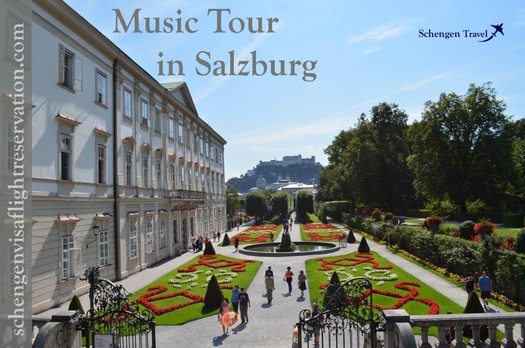 An Amazing Sound of Music Tour in Salzburg, Austria