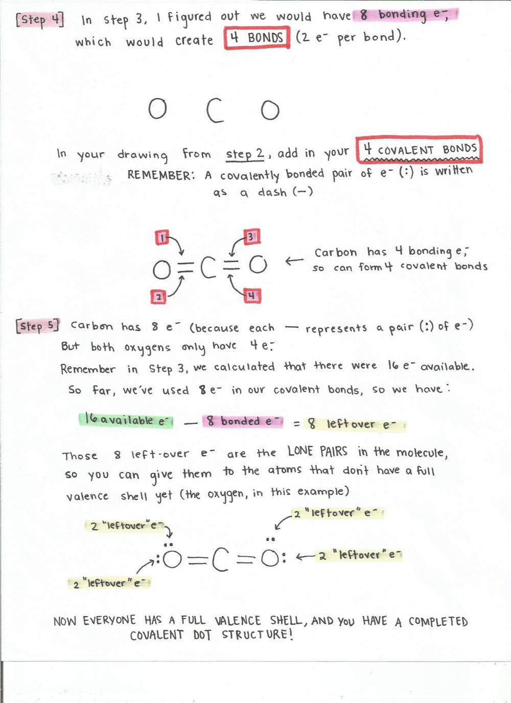 medium resolution of an alternative method for drawing lewis dot structures for covalent bonds page 1