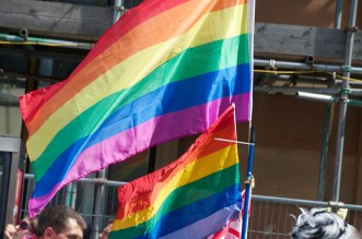 Flags for LGBT History Month 017