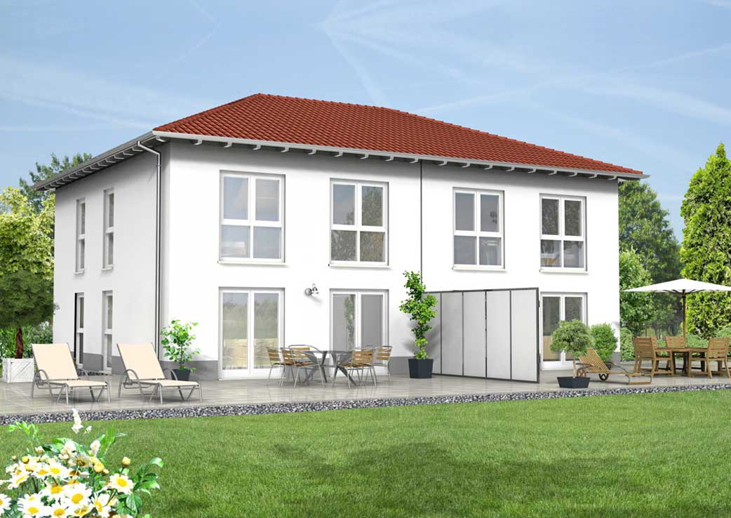Doppelhaus 120qm
