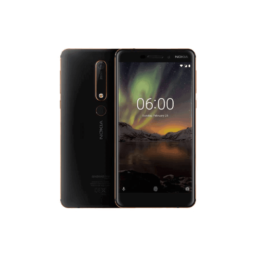Nokia 6.1 2018 Reparatie