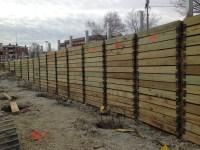 Scherzinger Drilling - Retaining Wall Projects