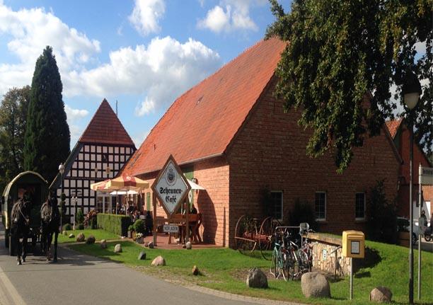 Scheunen-Cafe Lammert CRYOUT