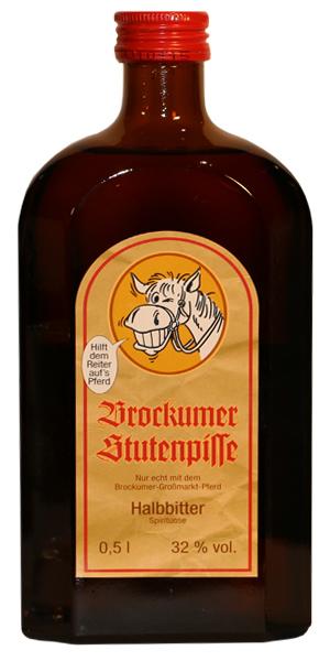 Stutenpisse 0,5l Flasche