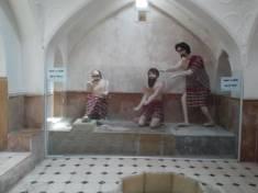 So gings früher im Badehaus zu