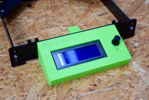 LCD-case