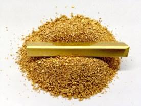 Finnisches Waschgold