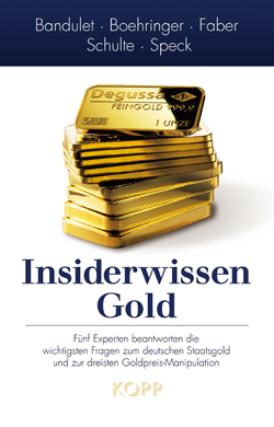 Insiderwissen Gold 941600