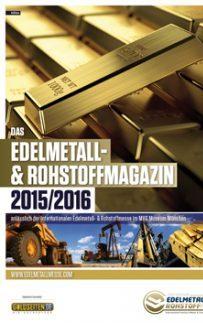 Rohstoff-Magazin 15:16 122621
