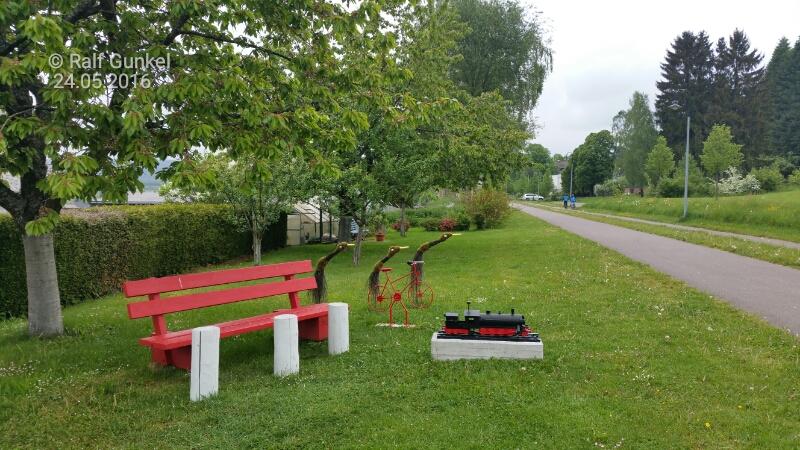 Ruwertal Hunsrück – Etappe 6 – 24.05.2016 Trier – Ruwer – Kell am See