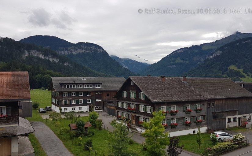 Nächster Halt: Bregenzer Wald