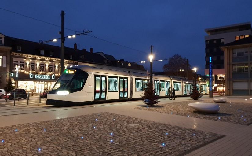 Renaissance der Tram in Kehl