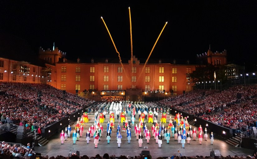 Das Basel Tattoo 2019