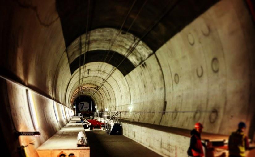 SBB Brig und Lötschberg Basistunnel